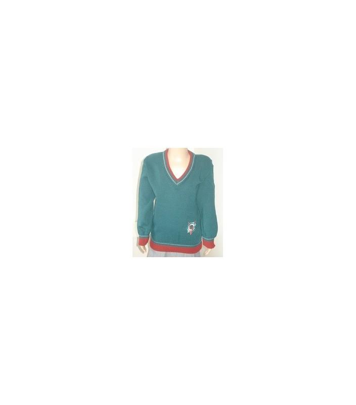 Sweater PV, Tallas 4 a 10 años.