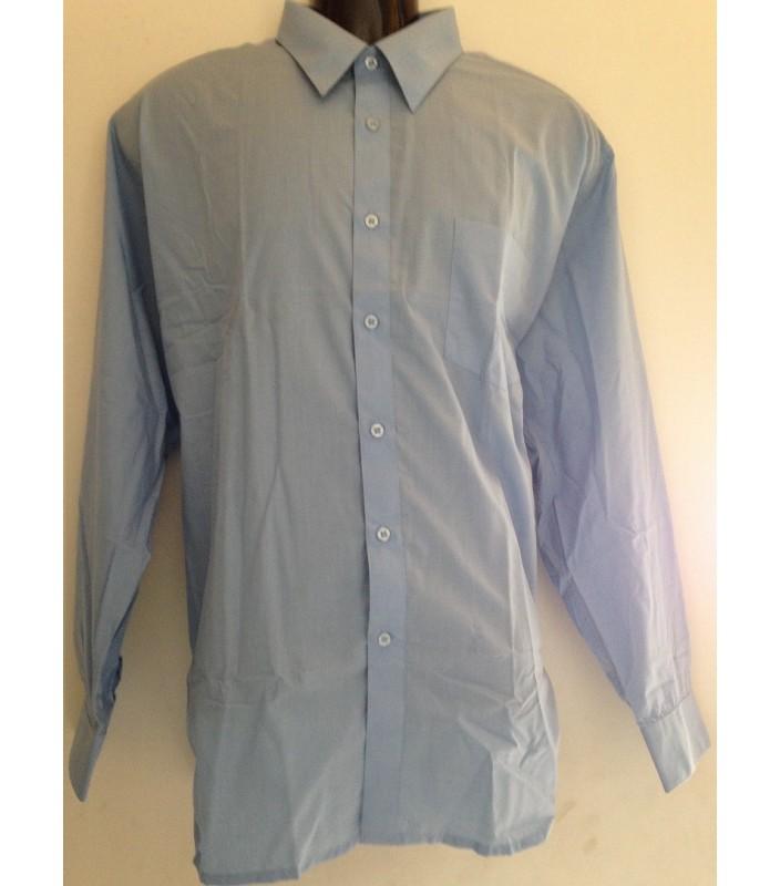Camisa Celeteste Talla 38 a 52