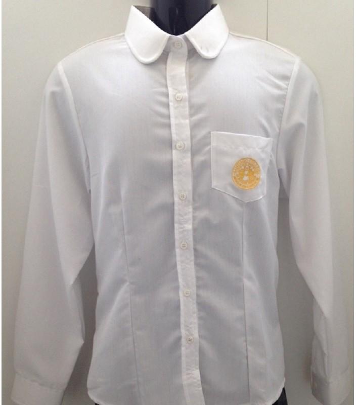 Blusa SC Blanca M/L 4 a 10