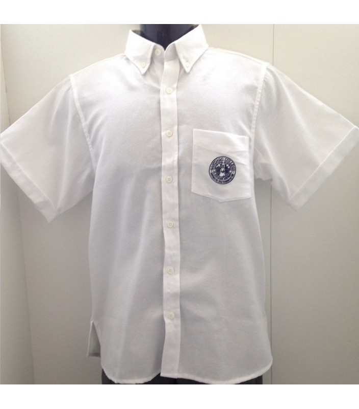 Camisa SC Blanca M/C Talla S a XL